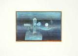 Guter Fischplatz Art by Paul Klee