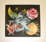 Sehnsucht Prints by Otto Dix
