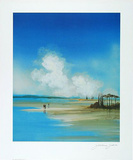 An der See II Collectable Print by Juliane Jahn