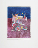 Partie aus G., c.1927 Collectable Print by Paul Klee