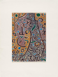Fülle, c.1938 Collectable Print by Paul Klee