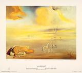 Weiches Monster BP156 Posters by Salvador Dalí