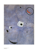 Komposition in Blau, c.1925 Prints by Joan Mir&#243;