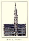 H&#244;tel de Ville Prints