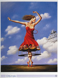 Turn of Century, c.1999 Posters van Rafal Olbinski