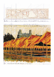 The Gates I Print by Christo