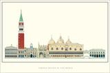 Bacino di San Marco, Venice Poster