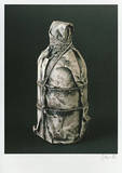 Wrapped Bottle, c.1958 Collectable Print by  Christo