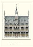 Maison du Roi, Brussels Print