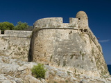 Ramparts of the 16Th Century Venetian Fortress, Rethymno, Crete, Greek Islands, Greece, Europe Photographic Print