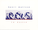 Sketch for the Danse Affiches par Henri Matisse