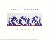 Sketch for the Danse Láminas por Henri Matisse