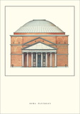The Pantheon, Rome Posters