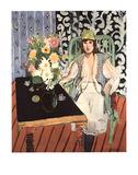 Der schwarze Tisch Poster par Henri Matisse