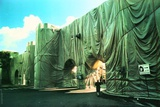 Wrapped Roman Wall Nr. 3, c.1974 Posters by Christo 