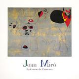 Stierkampf Plakater af Joan Miró