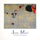 Stierkampf Prints by Joan Miró
