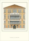 Ca' Foscari, Venice Posters