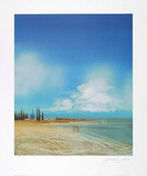 An der See IV Collectable Print by Juliane Jahn
