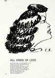 Claes Oldenburg - 136 (One Cent Life) - Koleksiyonluk Baskılar