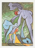 Rettung einer Ertrinkenden Collectable Print by Pablo Picasso