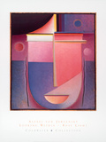 Looking Within - Rosy Light Posters by Alexej Von Jawlensky