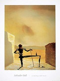 Der Geist von Vermeer, c.1934 Prints by Salvador Dalí