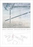 Jewish Museum, Berlin Posters by Daniel Libeskind