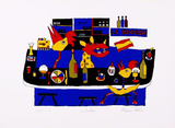 La Bodega, c.1999 Limited Edition by Etienne Rebel