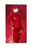 Bildnis der Tänzerin Anita Berber, c.1925 Collectable Print by Otto Dix