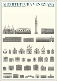 Architecture of Venice Posters