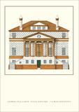 Villa Foscari La Malcontenta, Mira Prints by Andrea Palladio