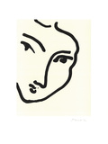 Femme II (Nadia au menton) Affiches par Henri Matisse