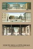 La Città Ideale Art by  Piero della Francesca