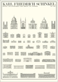 Planned and Unfinished Buildings Prints by Karl Friedrich Schinkel