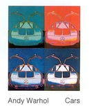 Cars, Merceds Benz C 111, Prototyp, Bj, c.1970 Kunstdrucke von Andy Warhol