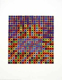 Zebegen Posters par Victor Vasarely