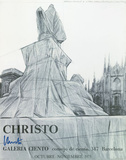 Mailand, Vittorio Emanuele, Ciento Collectable Print by  Christo