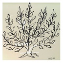 Le Buisson, c.1951 Reproductions pour les collectionneurs par Henri Matisse