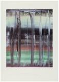 Abstraktes Bild 753-9, c.1992 Samlertryk af Gerhard Richter