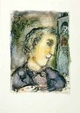 Autoportrait Prints by Marc Chagall