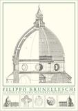 Duomo, Santa Maria del Fiore, Florence Prints