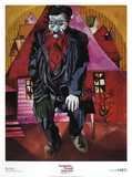 Der rote Jude Posters by Marc Chagall