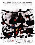 Hommage a J. Prats Prints by Joan Miró