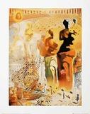 Le Torero hallucinogène Prints by Salvador Dalí