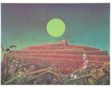 Die ganze Stadt, c.1935/36 Prints by Max Ernst