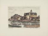 Marienburg, Burg Collectable Print by  Bruck