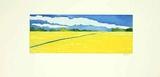 Rapsfeld, c.2001 Edition limitée par Henryk Fiset