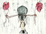 Sieben Knoten Limited Edition by Cornelia Schleime