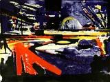 Kreuzung, c.1999 Begränsad utgåva av Reinhard Stangl